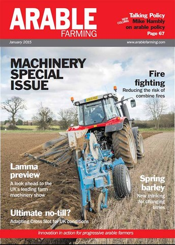 Arable Farming - Digital edition