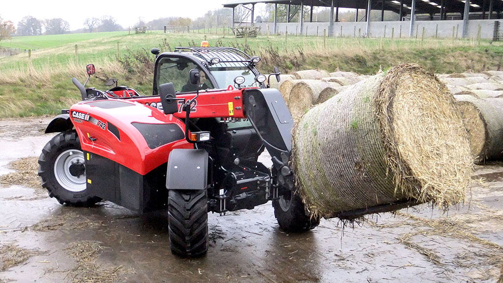 Case IH provides alternative to mainstream telehandlers