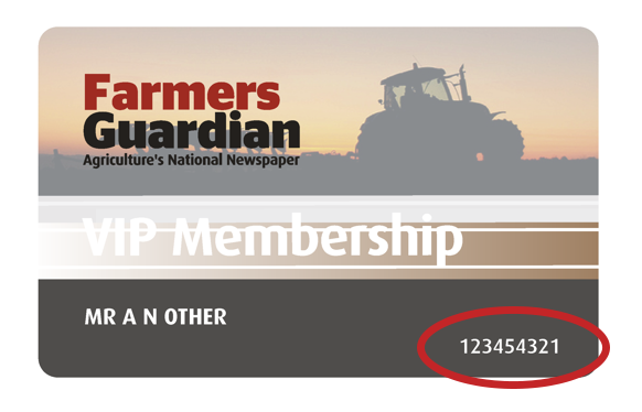 Farmers Guardian membership benefits