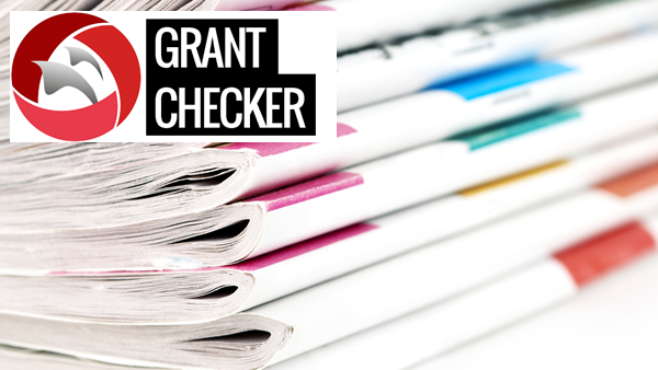 Grant Checker Logo
