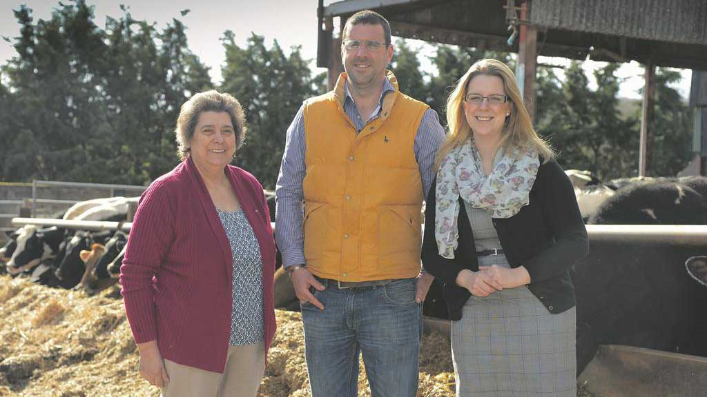 Adapted rotary provides life changes on family farm