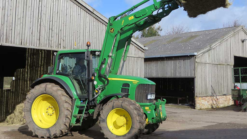 Case study one: tractor versatility essential