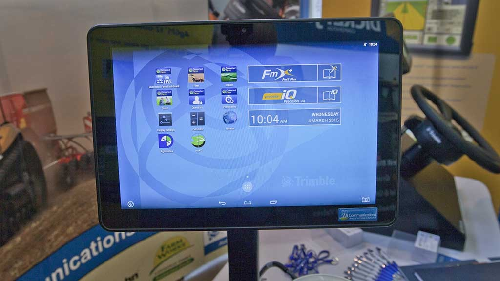 Precision Farming Event 2015 brims with clever tech