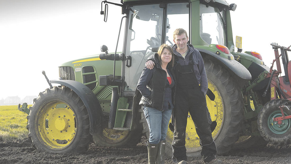 Family affair for West Lancashire vegetable farm