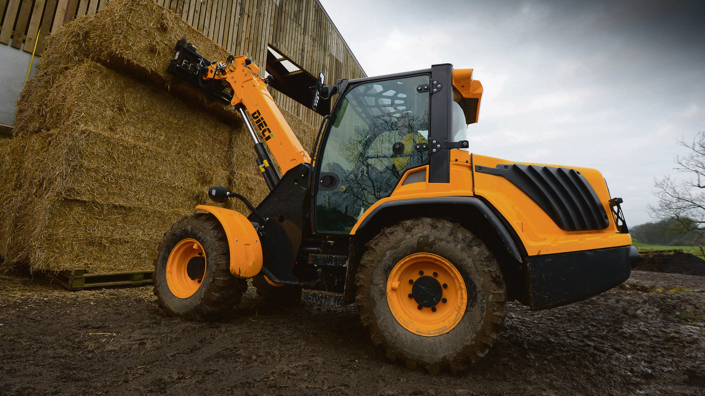 On test: New contender to articulated handler market tested