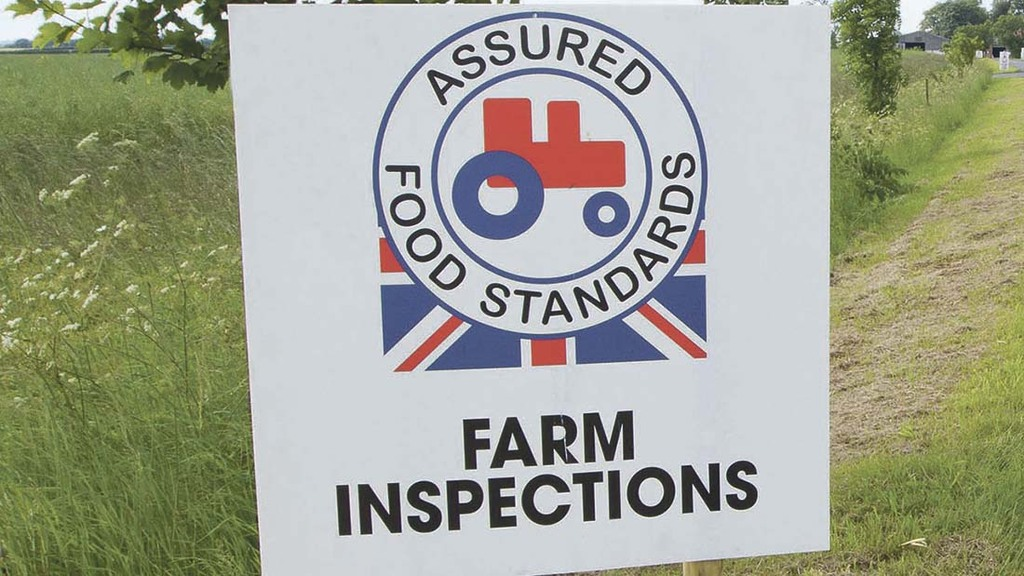 US farms have similar standards to UK, say British public