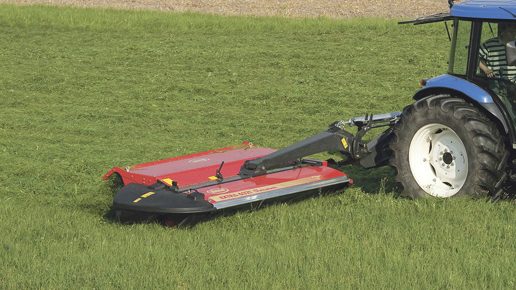 Extra, extra, new mower joins line-up