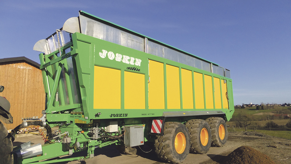 Versatility key to trailer purchase