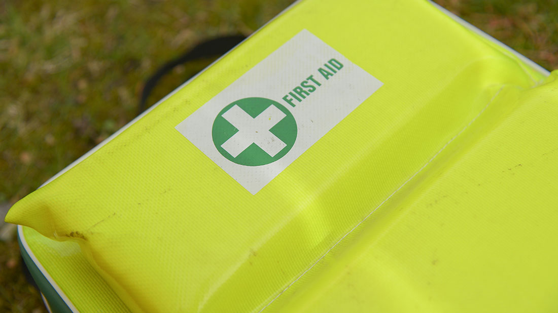 First aid course launched to teach farmers how to react in emergency situations