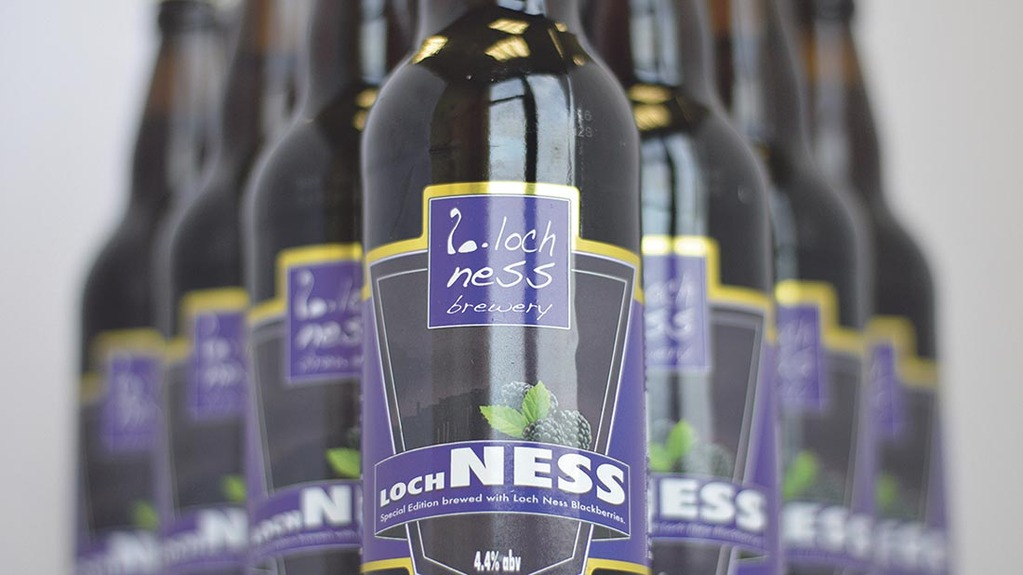 Scottish berry grower and brewer collaborate to produce a new beer