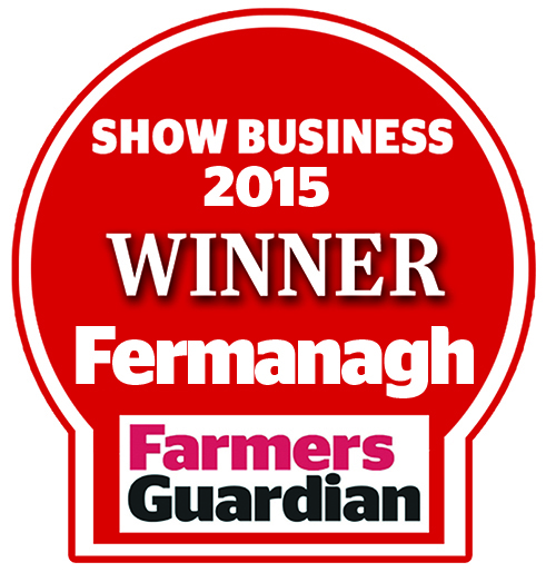 Fermanagh Show Business 2015 winner