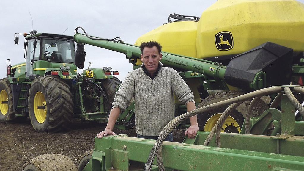 Steve Heard: New autumn cover crop mix provides an intriguing start for spring planting