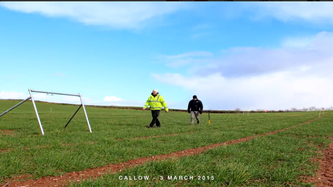 VIDEO: Time-lapse cameras set in trial plots to monitor disease through the season