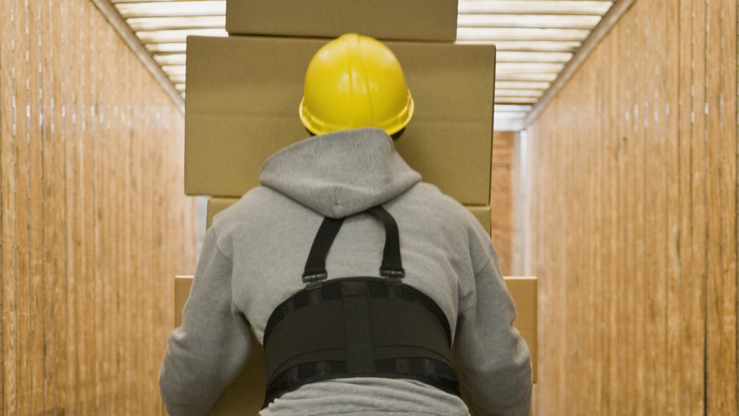 Health and safety: Manual Handling
