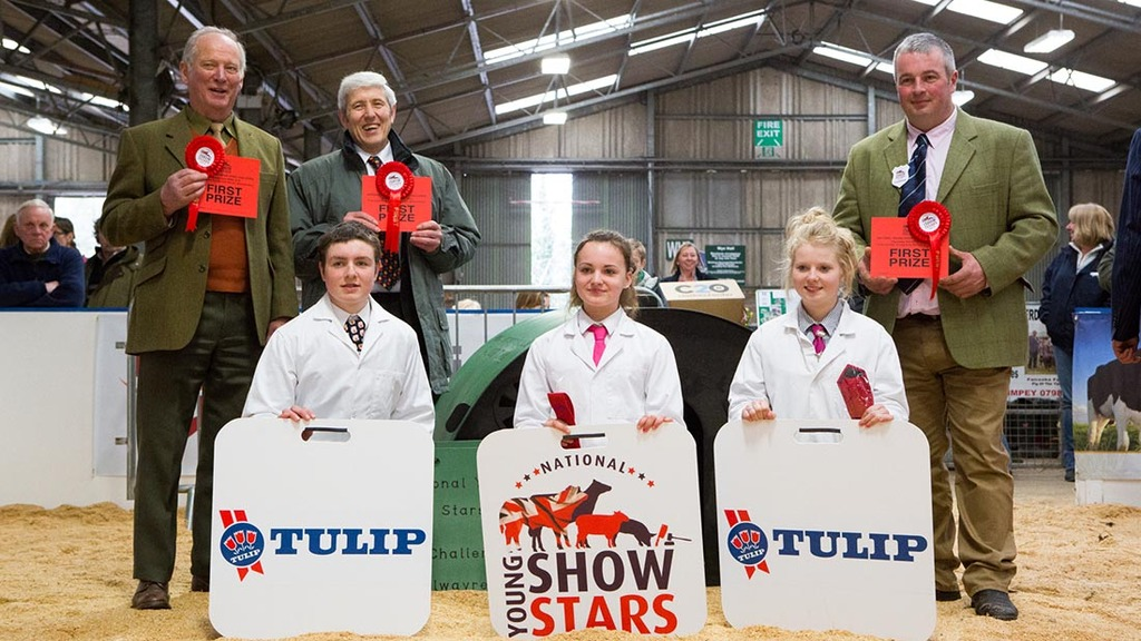 National Young Show Stars Challenge showcase next generation