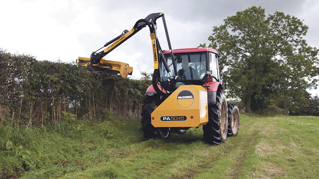 Small hedgecutter with big hedgecutter features