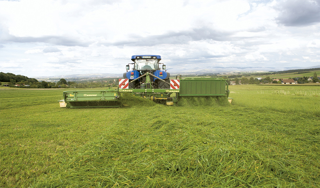 Secondhand big kit provides affordable grass cutting solution