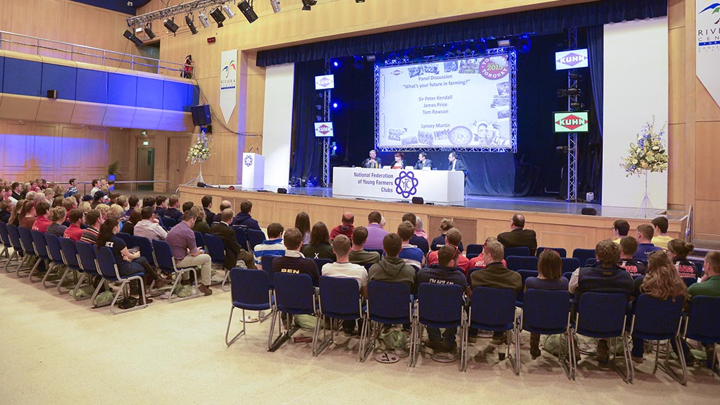 AGM 2015: Young farmers face wealth of new safety concerns and opportunities