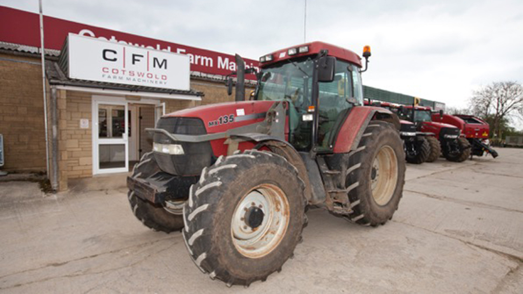 Buyer's guide: Case IH Maxxum MX135 tractor