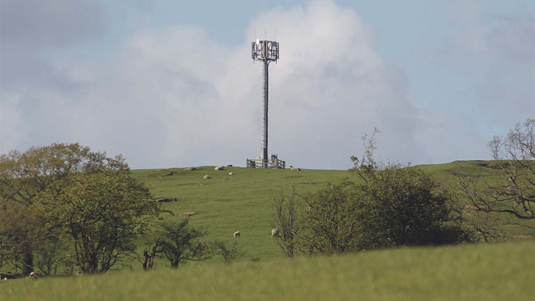 Rural digital connectivity targets 'ridiculous' as eight in ten still struggle for 4G