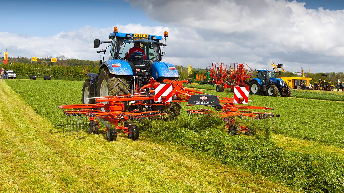 NFYFC team up with KUHN for 'dream machine' competition