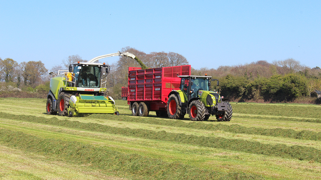 Challenges and opportunities: A closer look at first cut silage analysis