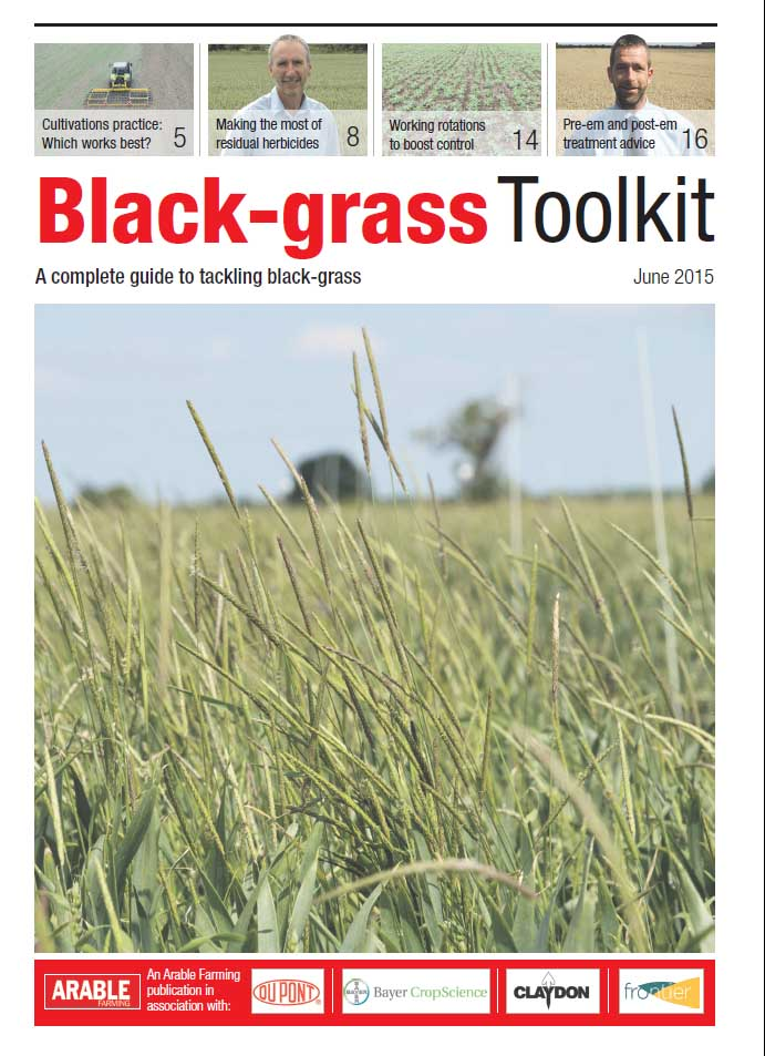 Black-grass Toolkit - June 2015