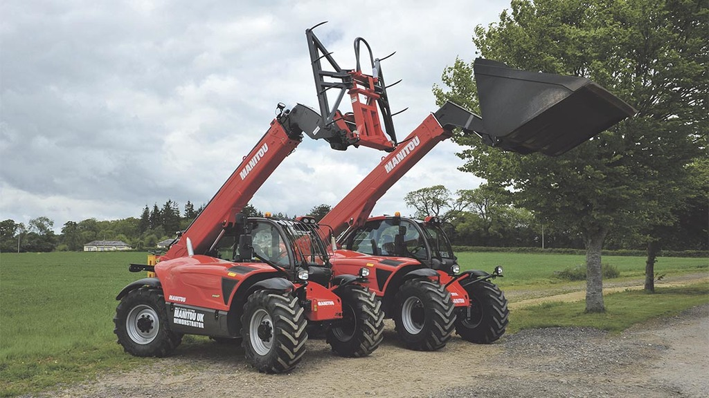 On-test: New bulk and reach machines from Manitou