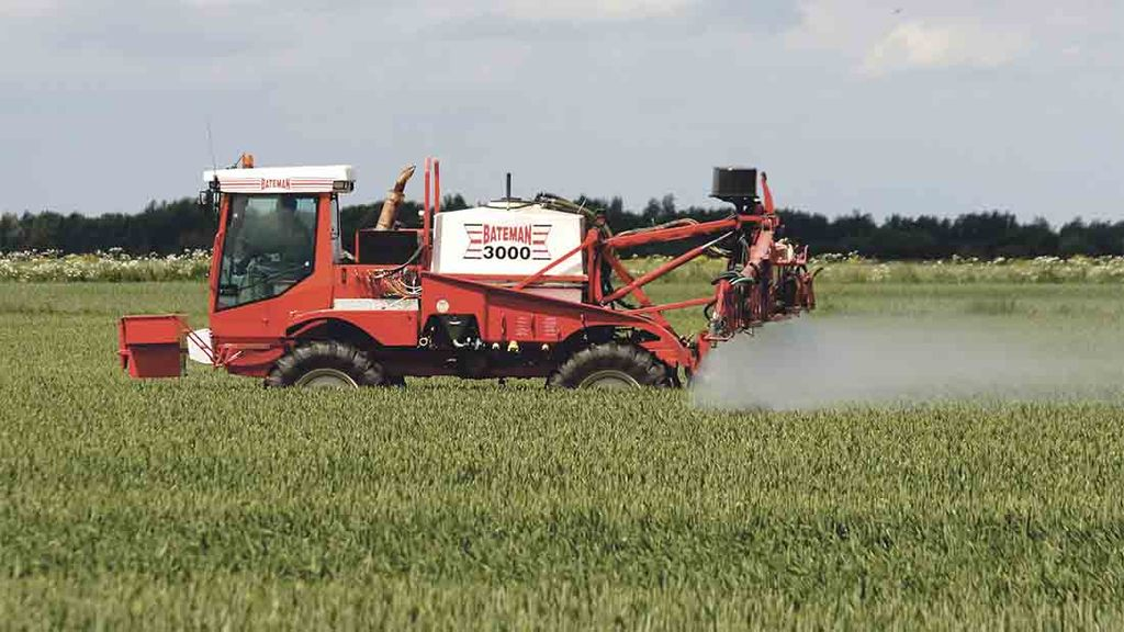 Glyphosate unlikely to cause cancer - EFSA