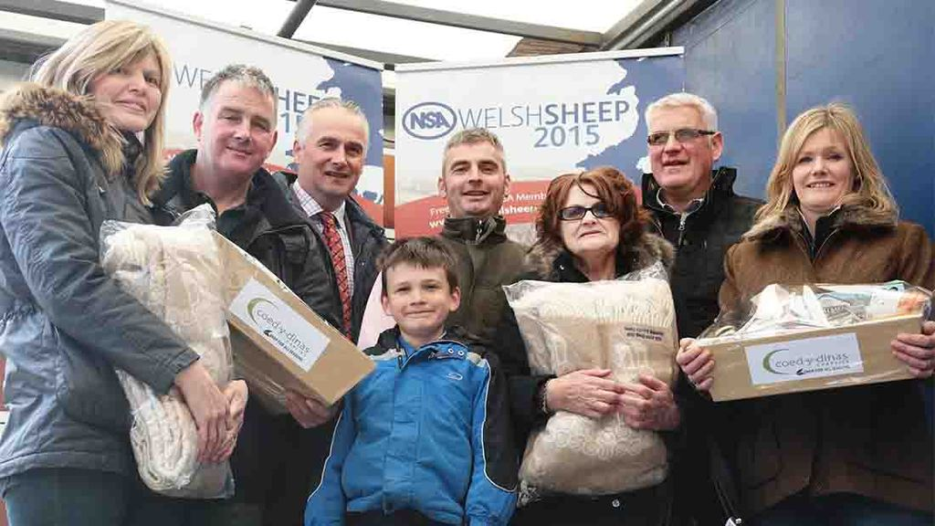 All the news from NSA Welsh Sheep