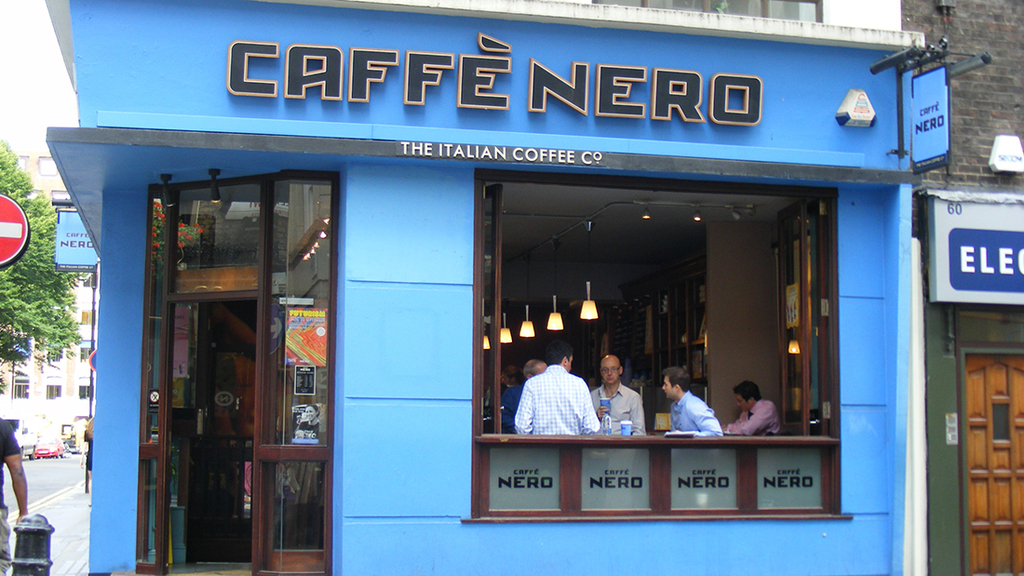 Caffe Nero acted on badger cull milk after 'serious and credible threats' to staff