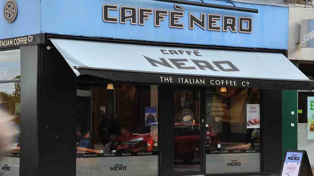 1. Why has Caffe Nero adopted this stance?