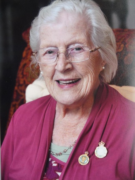 Clare Arnold, 93