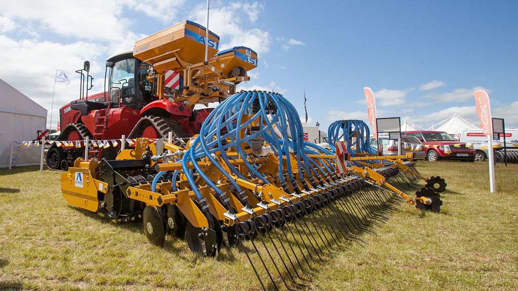 Cereals Event 2015: No more cutting corners with seed bed preparation
