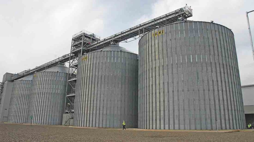 Ensus biofuels plant to 'pause production'