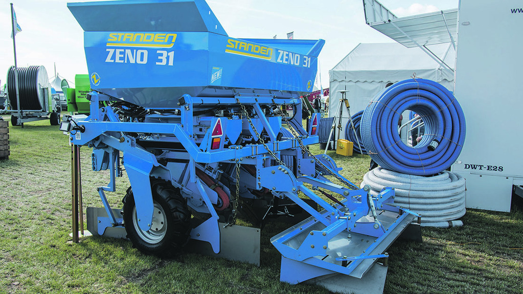 Standen Zeno potato planter