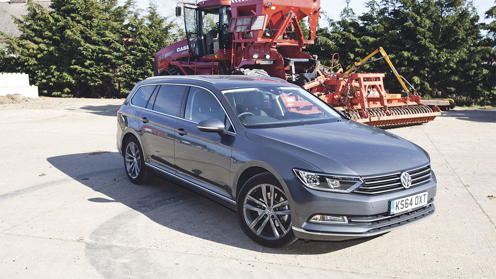 On-test: More from less with new Passat
