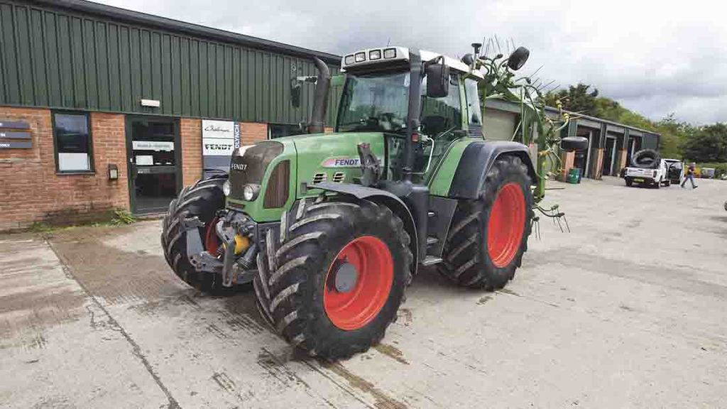 Buyer's guide: Fendt 820 Vario
