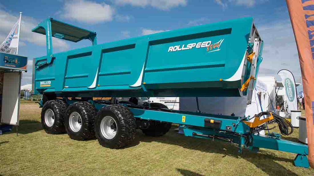 Rolland Trailers Rollspeed 8844