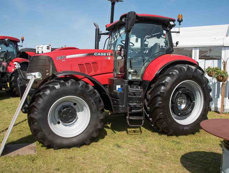 Case IH updated Puma tractor range