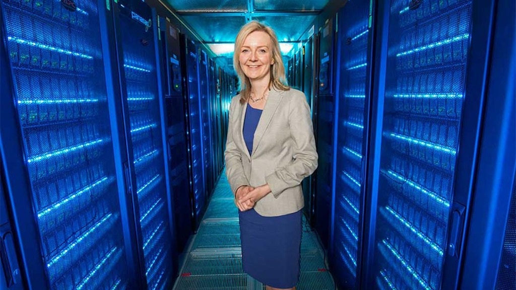 Liz Truss - why the future of food and farming has never looked more exciting