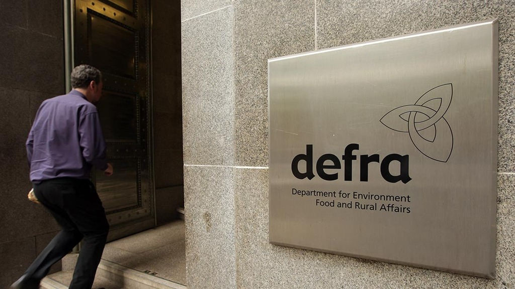 Defra faces a major upheaval as a result of forthcoming budget cuts