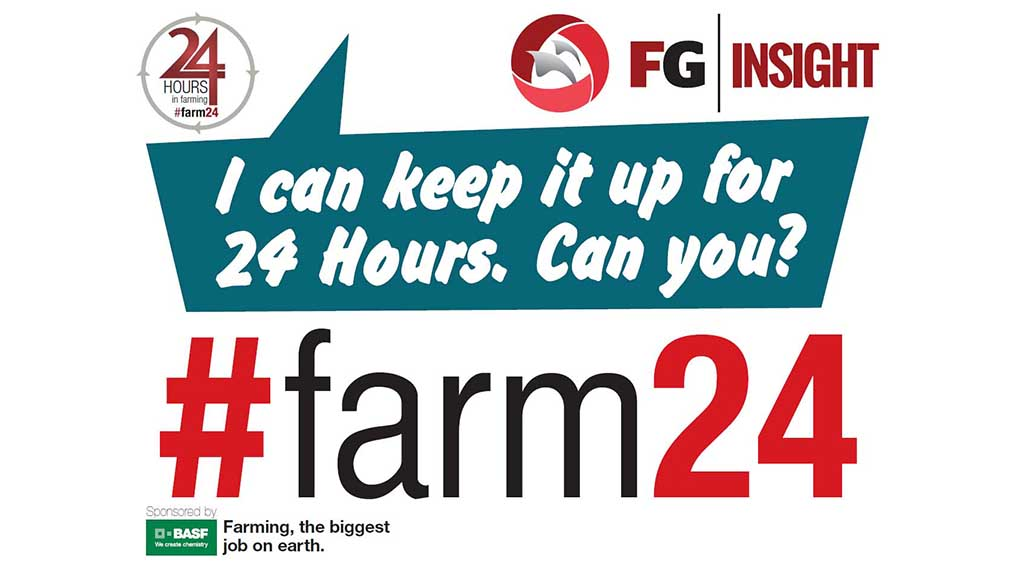 #Farm24 off to a flying start