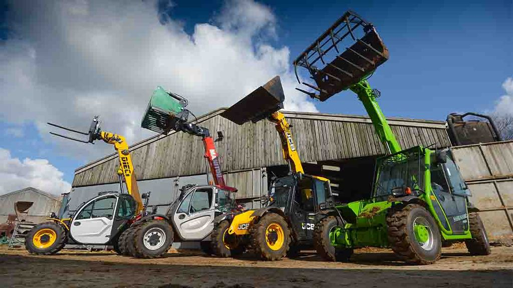 Verdict: Compact telehandler group comparison test