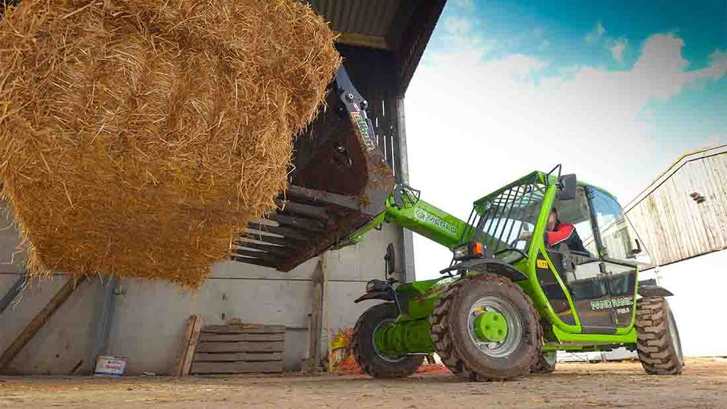 Merlo Panoramic P25.6 summary