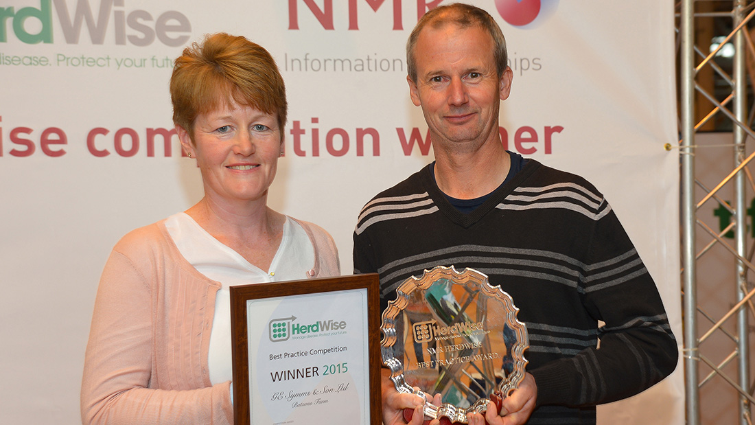 New award for Johne's control