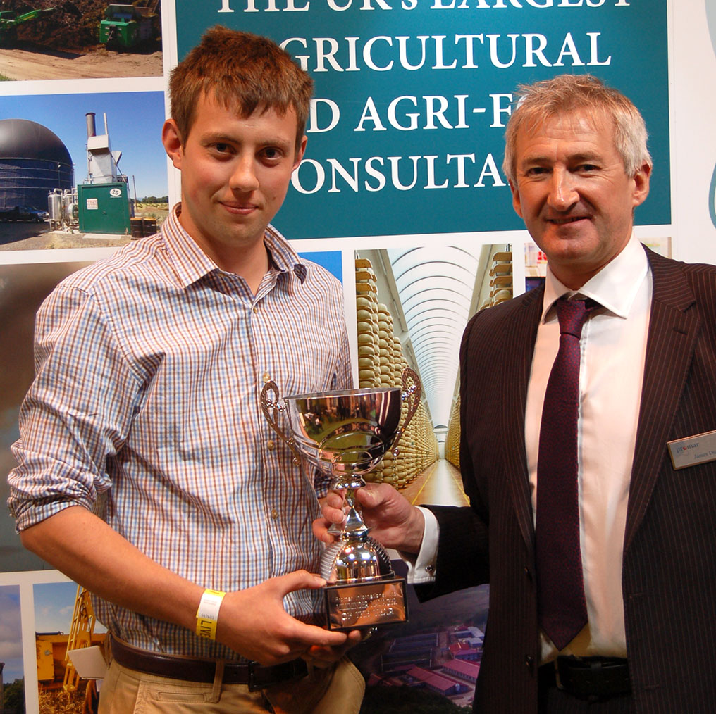 York family named Milkminder Managers of the Year