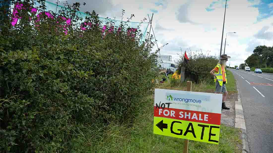 Environmentalists hit back at Government over streamlined fracking proposals
