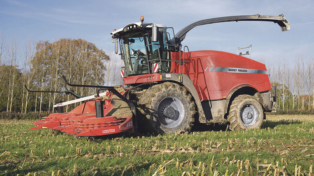 Massey Ferguson extends portfolio with addition of grassland kit line-up