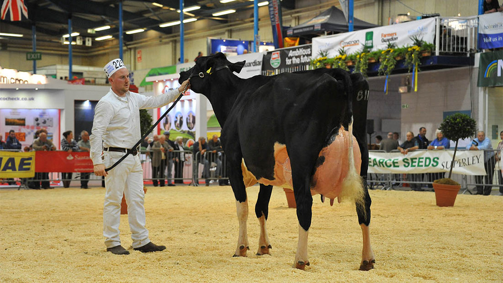 Win tickets to The Dairy Show 2016